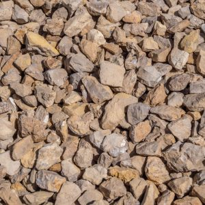 buff coloured gravel 20mm